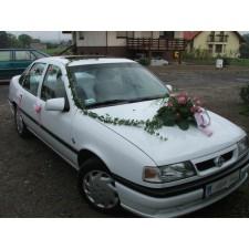 """Dekoracja samochodu """"Samochód Weselny 14"""""""