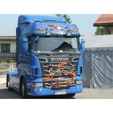 """Dekoracja samochodu """"Ciężarówka Weselna 1"""""""