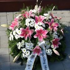 Wieniec pogrzebowy VII